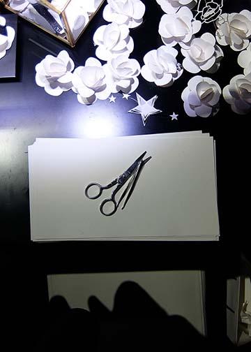 Chanel Shangai Worshop - Marjorie Colas