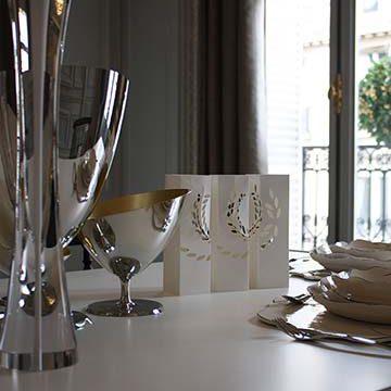 Appartement parisien- Marjorie Colas- creation papier – decoration