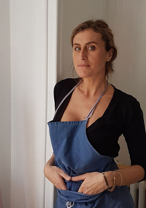 Marjorie Colas