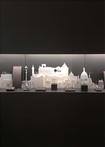 O'fée – Marjorie Colas – creation papier - decoration