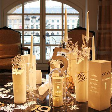 Chanel - Marjorie Colas – Création en papier